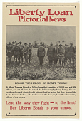 view Liberty Loan Pictorial News: Honor the Heroes of Monte Tomba digital asset: Liberty Loan Pictorial News: Honor the Heroes of Monte Tomba