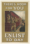 view There's Room for You Enlist To-Day digital asset: There's Room for You Enlist To-Day
