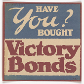 view Have You? Bought Victory Bonds digital asset: Have You? Bought Victory Bonds