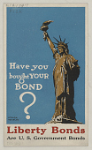 view Have You Bought Your Bond? Liberty Bonds Are U.S. Government Bonds ... digital asset: Have You Bought Your Bond? Liberty Bonds Are U.S. Government Bonds ...