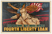 view For Victory, Buy More Bonds- 4th Liberty Loan. digital asset: For Victory, Buy More Bonds- 4th Liberty Loan
