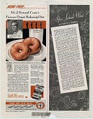 "view ""Dr. J. Howard Crum's Famous Donut Reducing Diet"" : [document] digital asset: ""Dr. J. Howard Crum's Famous Donut Reducing Diet"" : [document]."