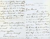 view James Beall Morrison Correspondence digital asset: James Beall Morrison Correspondence: 1869-1873