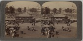 view Gate to the World's Fair [stereograph] digital asset: Gate to the World's Fair [stereograph], 1905.