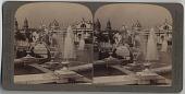 view Splashing waterfalls and sparkling fountains [stereograph] digital asset: Splashing waterfalls and sparkling fountains [stereograph], 1904.