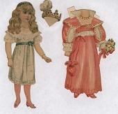 view Paper Dolls digital asset: Paper Dolls