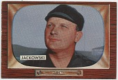 view William A. Jackowski [baseball card] digital asset: William A. Jackowski [baseball card].