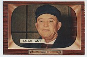 view E. Lee Ballanfant [baseball card] digital asset: E. Lee Ballanfant [baseball card].