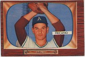 view Marion Fricano [baseball card] digital asset: Marion Fricano [baseball card].