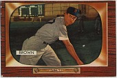 "view Hector ""Skinny"" Brown [baseball card] digital asset: Hector ""Skinny"" Brown [baseball card]."