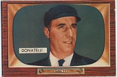 view A.J. Donatelli [baseball card] digital asset: A.J. Donatelli [baseball card].