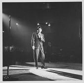 view Frank Sinatra [photograph,] digital asset: Frank Sinatra [photograph,] January, 1961.