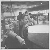 view Peter Lawford [photoprint,] digital asset: Peter Lawford [photoprint,] January, 1961.