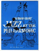 view Norman Granz' /Jazz at the / Philharmonic / 16th National Tour [program] digital asset: Norman Granz' /Jazz at the / Philharmonic / 16th National Tour [program], 1955.