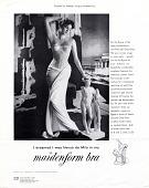 """view Maidenform Advertisement: """"I dreamed I was Venus de Milo in my maidenform bra"""". 1955 digital asset: Maidenform Advertisement: """"I dreamed I was Venus de Milo in my maidenform bra"""". 1955"""