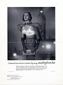 """view Maidenform Advertisement: """"I dreamed I was lost in a London Fog in my Maidenform bra."""" 1957 Big Ben clock and tower. England. Photographic image digital asset: Maidenform Advertisement: """"I dreamed I was lost in a London Fog in my Maidenform bra."""" 1957 Big Ben clock and tower. England. Photographic image."""