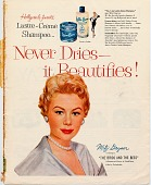 view Never dries--it Beautifies! [Print advertising.] digital asset: Never dries--it Beautifies! [Print advertising.]