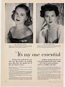 view It's my one essential [Print advertising.] Vogue, incorporating Vanity Fair digital asset: It's my one essential [Print advertising.] Vogue, incorporating Vanity Fair.
