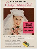view Your Skin Will Love Camay's Caressing Care! [Print advertising.] digital asset: Your Skin Will Love Camay's Caressing Care! [Print advertising.]