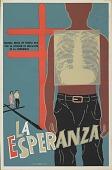 view La Esperanza [screen print poster] digital asset: La Esperanza