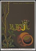 view La Botija [screen print poster] digital asset: La Botija