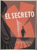 view El Secreto [screen print poster] digital asset: El Secreto [screen print poster].