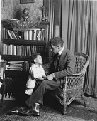 view [Addison Scurlock with child. Photoprint.] digital asset number 1