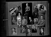 view [Montage of Numa P.G. Adams, Howard Thurman, Walter G. Daniel, F.D. Wilkinson, William S. Nelson, J.M. Nabrit, Jr.,Charles S. Wesley, M. W. Johnson, W.H. Hastie, L.V. Childers, C. H. Thompson : acetate film photonegative.] digital asset: Montage of [pictures of] Numa P.G. Adams, Howard Thurman, Walter G. Daniel, F.D. Wilkinson, William S. Nelson, J. M. Nabit, Jr., Charles H. Wesley, M. W. Johnson, W. H. Hastie, L. V. Childers, C. H. Thompson [cellulose acetate photonegative].