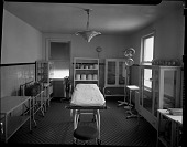 view [Medical examination room] [cellulose acetate photonegative] digital asset number 1