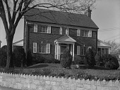 view [Asbury Church Parsonage, March 1955] digital asset number 1
