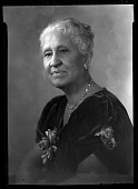 view Mrs. Mary Church Terrell, ca. 1935-1939 [cellulose acetate photonegative] digital asset: Mrs. Mary Church Terrell, ca. 1935-1939 [cellulose acetate photonegative].
