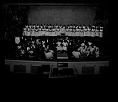 view Cardozo High School Orchestra and Chorus May 1959 [cellulose acetate photonegative] digital asset: Cardozo High School Orchestra and Chorus May 1959 [cellulose acetate photonegative].