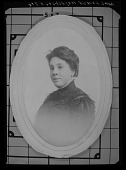 view Mrs. Louise Hayes [cellulose acetate photonegative] digital asset: Mrs. Louise Hayes [cellulose acetate photonegative].