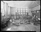 view I Bundy School Exhibit, 1942 [cellulose acetate photonegative] digital asset: I Bundy School Exhibit, 1942 [cellulose acetate photonegative].