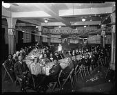 view K Watkins Co. Employees Banquet 1943, [cellulose acetate photonegative] digital asset: K Watkins Co. Employees Banquet 1943, [cellulose acetate photonegative].