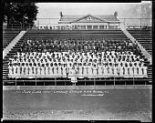 view June Class 1952 - Langley Junior High School, [cellulose acetate photonegative] digital asset: June Class 1952 - Langley Junior High School, [cellulose acetate photonegative].