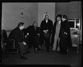 view Group of civil rights strategists [cellulose acetate photonegative] digital asset: Group of civil rights strategists [cellulose acetate photonegative].