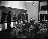 view [Electrical machines class, probably at Howard University : cellulose acetate photonegative.] digital asset: [Electrical machines class, possibly at Howard University : cellulose acetate photonegative].