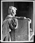 view Lincoln Memorial Interiors [cellulose acetate photonegative] digital asset: Lincoln Memorial Interiors [cellulose acetate photonegative].