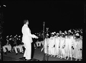 view [Baptism ceremony, probably at Griffith Stadium, ca. 1930-1950 : cellulose acetate photonegative] digital asset: [Baptism ceremony, probably at Griffith Stadium, ca. 1930-1950 : cellulose acetate photonegative].