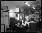 view Ethical Pharmacy, c/o Dr. Terry, July 1950 [cellulose acetate photonegative] digital asset: Ethical Pharmacy, c/o Dr. Terry, July 1950 [cellulose acetate photonegative].