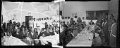 """view V[ermon]t Ave[nue] Baptist """"Old Folks"""" luncheon, Sept[ember], 1950 [cellulose acetate photonegative] digital asset: V[ermon]t Ave[nue] Baptist """"Old Folks"""" luncheon, Sept[ember], 1950 [cellulose acetate photonegative]."""