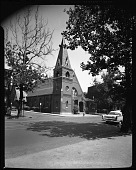 view Church Exteriors for Guild Inc. Aug[ust] 1957 [cellulose acetate photonegative] digital asset number 1