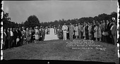 view National Bar Ass'n at the grave of the late Judge Robert H. Terrell -:- Lincoln Memorial Cemetery -:- Wash. D.C. Aug 7-8 '30. [cellulose acetate photonegative, banquet camera format] digital asset: National Bar Ass'n at the grave of the late Judge Robert H. Terrell -:- Lincoln Memorial Cemetery -:- Wash. D.C. Aug 7-8 '30. [cellulose acetate photonegative, banquet camera format].