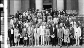 view National Bar Association, Washington, D.C. Aug. 7-8 1930 [cellulose acetate photonegative, banquet camera format] digital asset: National Bar Association, Washington, D.C. Aug. 7-8 1930 [cellulose acetate photonegative, banquet camera format].
