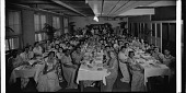 view [Group of women at a dinner for Miner Teachers College : cellulose acetate photonegative, banquet camera format] digital asset: [Group of women at a dinner for Miner Teachers College : cellulose acetate photonegative, banquet camera format].
