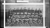 view -- Football Team 1933 -- -- St Paul Normal and Industrial School -- [cellulose acetate photonegative, banquet camera format] digital asset: -- Football Team 1933 -- -- St Paul Normal and Industrial School -- [cellulose acetate photonegative, banquet camera format].