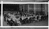 view Banquet of Local 148, National Federation of Post Office Clerks. Oct. 9 1931. Washington, D.C. [cellulose acetate photonegative, banquet camera format] digital asset: Banquet of Local 148, National Federation of Post Office Clerks. Oct. 9 1931. Washington, D.C. [cellulose acetate photonegative, banquet camera format].