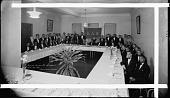 view Kappa Alpha Psi Banquet Nov. 20 1931 [cellulose acetate photonegative, banquet camera format] digital asset: Kappa Alpha Psi Banquet Nov. 20 1931 [cellulose acetate photonegative, banquet camera format].