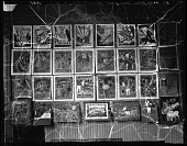 view Mrs. John Hampton Drawing Exhibition 1935 [Robert T. Freeman dental poster contest entries : cellulose acetate photonegative] digital asset: Mrs. John Hampton Drawing Exhibition 1935 [Robert T. Freeman dental poster contest entries : cellulose acetate photonegative].